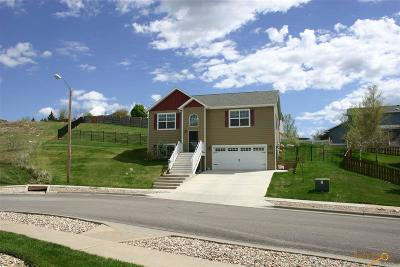 Rapid City Single Family Home For Sale: 5253 Winterset Dr