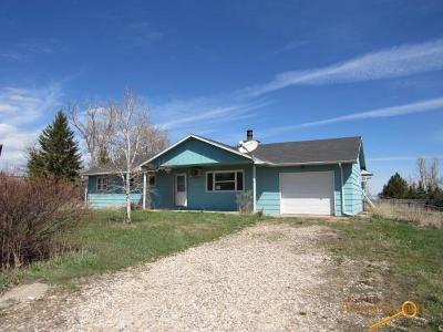 Spearfish Single Family Home For Sale: 3542 Westview Estates Dr