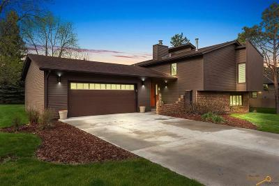 Rapid City Single Family Home For Sale: 4841 Riva Ridge Rd