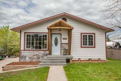 Rapid City Single Family Home For Sale: 2103 Sheridan Lake Rd