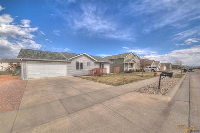Rapid City Single Family Home For Sale: 5024 Williams St