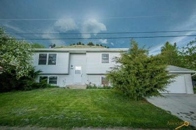 Black Hawk Single Family Home U/C Contingency: 12804 Larene Dr