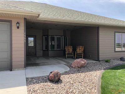Spearfish Single Family Home For Sale: 1595