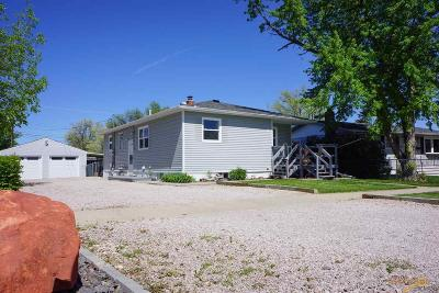 Rapid City Single Family Home For Sale: 114 E Meade