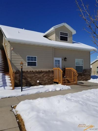 Rapid City Condo/Townhouse For Sale: 768 Earleen St