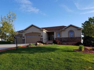 Rapid City Single Family Home U/C Contingency: 7132 Prestwick Rd