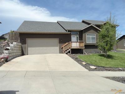 Single Family Home For Sale: 834 Crimson Ct