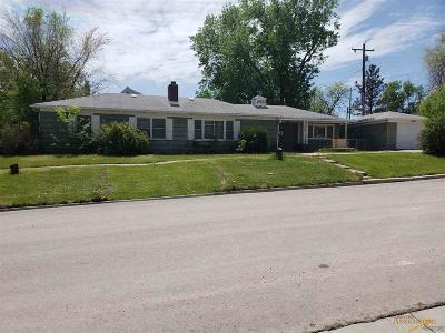 Rapid City Single Family Home For Sale: 505 St Andrew