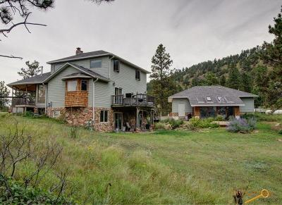 Hot Springs Single Family Home For Sale: 27442 Valley View Dr
