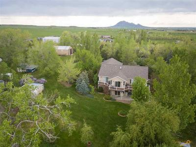 Sturgis Single Family Home For Sale: 13079 Cattail