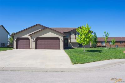 Spearfish Single Family Home For Sale: 1912 Cascade Ct