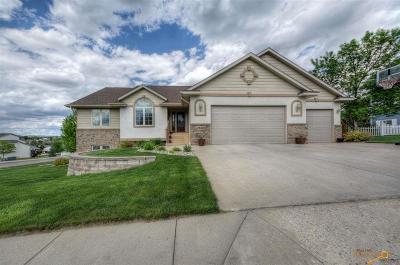 Rapid City Single Family Home U/C Contingency: 2940 Princeton Ct