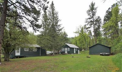 Keystone Single Family Home For Sale: 417