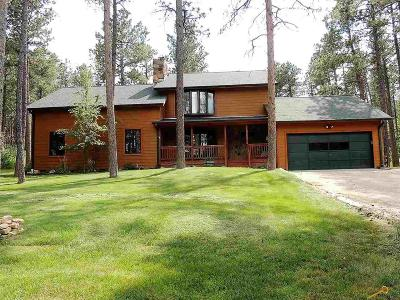 Black Hawk Single Family Home For Sale: 10004 S High Meadows Dr