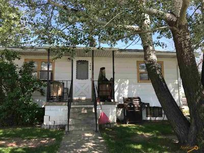 Multi Family Home For Sale: 1014 Haines Ave