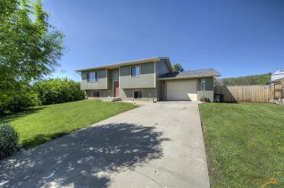 Black Hawk Single Family Home U/C Take Back Ups: 6305 Candlewood Ct