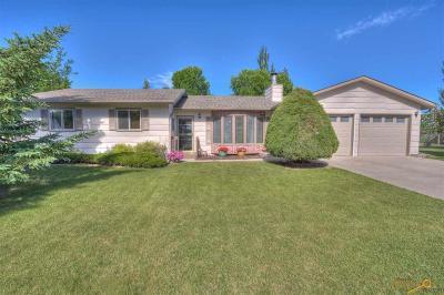 Single Family Home U/C Contingency: 2461 Ellendale Dr