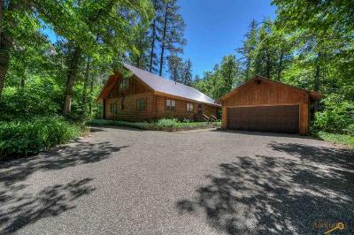 Spearfish Single Family Home For Sale: 20508 Spearfish Canyon