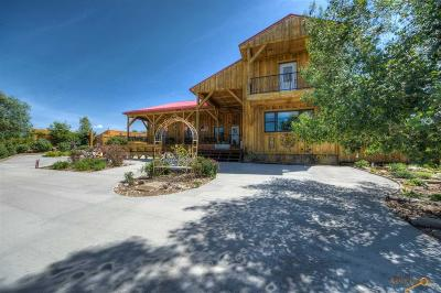Hot Springs Single Family Home For Sale: 28288 Boaters Blvd