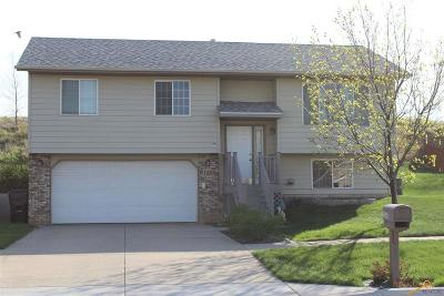 Rapid City Single Family Home U/C Contingency: 1265 Degeest