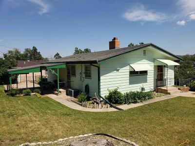 Single Family Home U/C Contingency: 1912 Monte Vista Dr