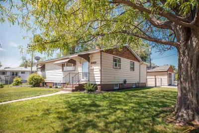 Single Family Home For Sale: 2103 Maple Ave