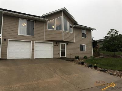 Spearfish Single Family Home For Sale: 3405 Roughlock Ln