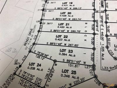 Residential Lots & Land For Sale: 5913 Harper Ct