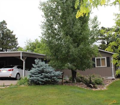 Black Hawk Single Family Home U/C Contingency: 6414 Fairway Dr