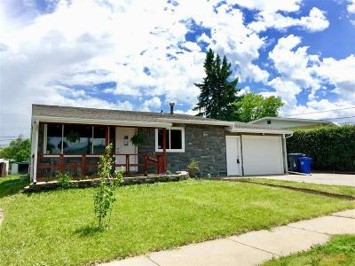 Single Family Home U/C Contingency: 409 E Waterloo