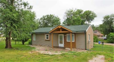 Single Family Home For Sale: 822 Willsie Ave