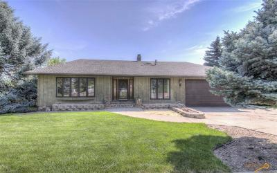 Rapid City Single Family Home For Sale: 522 S Berry Pine Rd