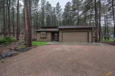Rapid City Single Family Home For Sale: 13059 Mission Hills Loop