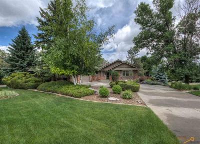 Rapid City Single Family Home U/C Contingency: 3612 Wonderland Dr