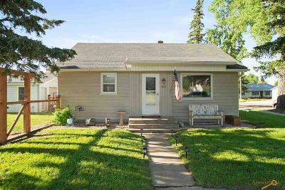 Sturgis Single Family Home For Sale: 1103 Boulevard St