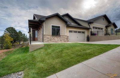 Rapid City Condo/Townhouse For Sale: 4560 Winestone Ln