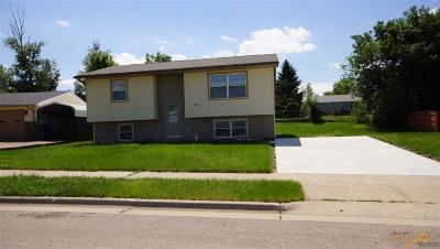 Rapid City Single Family Home For Sale: 4015 Oiler Ln