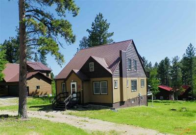 Lead Single Family Home U/C Contingency: Terry Peak-Lead Area