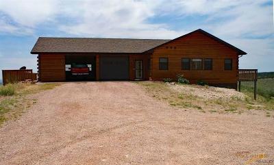 Hot Springs Single Family Home For Sale: 27937 Cascade Springs Rd