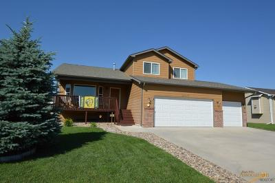 Summerset Single Family Home For Sale: 14921 Sun Valley Dr