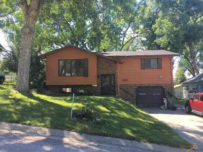 Sturgis Single Family Home For Sale: 1140 Paisley Ter