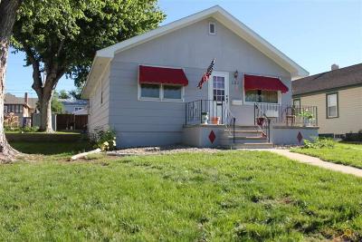 Rapid City Single Family Home For Sale: 628 St Cloud