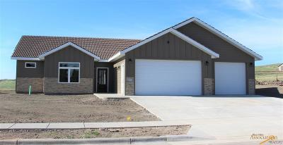 Rapid City Single Family Home For Sale: 3621 Ping Dr