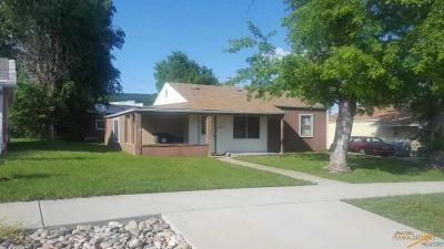 Rapid City Single Family Home For Sale: 316 E St Francis