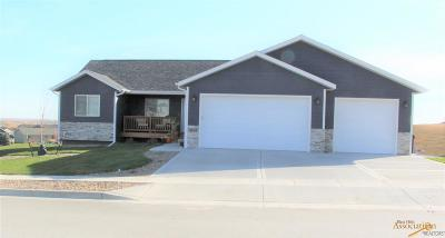 Rapid City Single Family Home For Sale: 4523 Vinecliff Dr