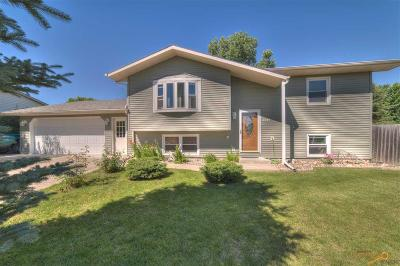 Rapid City Single Family Home For Sale: 4445 Patriot Ln