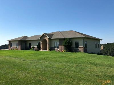 Rapid City Single Family Home U/C Contingency: 13881 Evans Ct