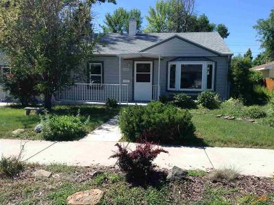 Rapid City Single Family Home For Sale: 4025 W St Louis