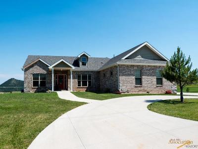 Hot Springs Single Family Home For Sale: 2110 Bison Pass