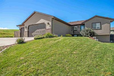 Rapid City Single Family Home For Sale: 926 Gainsboro Dr